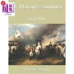 【中商海外直订】St. Martin's Summer: Large Print