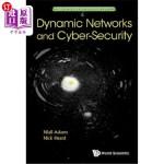 【中商海外直订】Dynamic Networks and Cyber-Security