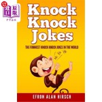 【中商海外直订】Knock Knock Jokes: The Funniest Knock Knock Jokes i