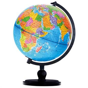 【TH】博目地球仪:32cm中文政区地球仪(炫影黑架) 北京博目地图制品有限公司 测绘出版社 9787503034862亲,全新正版图书,欢迎购买哦!