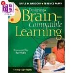 【中商海外直订】Designing Brain-Compatible Learning
