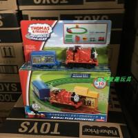 托马斯和朋友电动系列基础轨道詹姆士小火车DVJ81 儿童玩具车 DVJ81(DVJ88)詹姆士小火车与轨道 官方标配