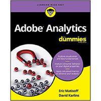 【预订】Adobe Analytics for Dummies 9781119446088