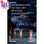 【中商海外直订】Introduction to the Art of Stage Management: A Prac