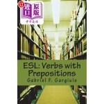 【中商海外直订】ESL: Verbs with Prepositions