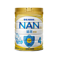 【当当自营】雀巢Nestle能恩4段儿童配方奶粉900g罐装(3岁以上适用)  (团购热线电话:010-57992568)