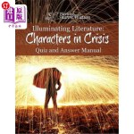 【中商海外直订】Illuminating Literature: Characters in Crisis, Quiz