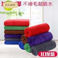 家政保洁毛巾清洁抹布吸水不掉毛加厚擦地板擦玻璃家具擦桌布SN4924