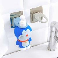 创意免钉无痕卫生间浴室洗发水沐浴露瓶挂架洗手液架子置物架