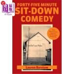 【中商海外直订】Forty-Five Minute Sit-Down Comedy: with Observation