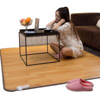 碳晶地暖垫 碳晶地暖垫家用加热地热垫客厅电热地毯/地垫/地板热脚垫发热