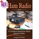 【中商海外直订】Ham Radio: 11 Common Questions about Amateur Radio