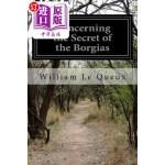 【中商海外直订】Concerning the Secret of the Borgias