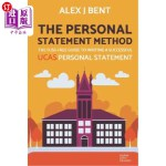 【中商海外直订】The Personal Statement Method: The Fuss-Free Guide