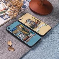 日系 iPhoneX手�C��iphone6/7/8保�o�ぬO果7p/8p�化��z防摔包��
