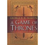 现货 英文原版 A Game of Thrones: The Illustrated Edition: A Song