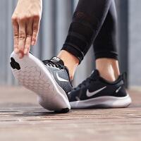耐克女鞋跑步鞋2018新款轻便网面缓震透气减震休闲运动鞋AA7412