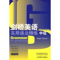 剑桥英语实用语法精练 中级