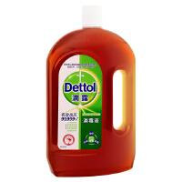 [当当自营] 滴露(Dettol)消毒液 1.2L 家居衣物除菌液 与洗衣液、柔顺剂配合使用