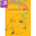 【中商原版】博尔赫斯:对话1 英文原版 Conversations, Volume 1