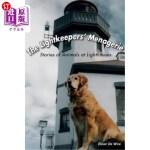 【中商海外直订】The Lightkeepers' Menagerie: Stories of Animals at