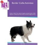 【中商海外直订】Border Collie Activities Border Collie Tricks, Game