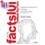 【中商海外直订】Studyguide for Introduction to Criminology by Kauzl
