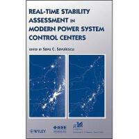 【预订】Real-Time Stability Assessment in Modern Power System C