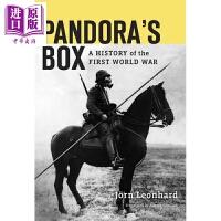 【中商原版】潘多拉的魔盒:第一次世界大战的历史 英文原版 Pandora's Box: A History of th