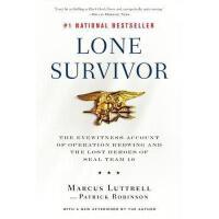 【预订】Lone Survivor: The Eyewitness Account of Operation Redw