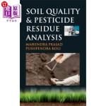 【中商海外直订】Soil Quality and Pesticide Residue Analysis