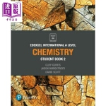 【中商原版】Edexcel International Advanced Level Chemistry Studen