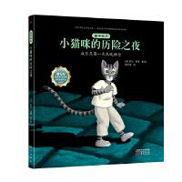 猫咪绘本:小猫咪的历险之夜
