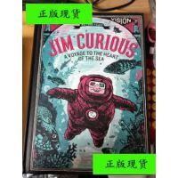 【二手旧书9成新】JIM CURIOUS【附带3D眼睛】