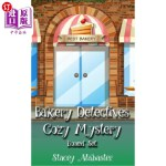 【中商海外直订】Bakery Detectives Cozy Mystery Boxed Set (Books 4 -