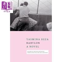 【中商原版】巴比伦 2016雷诺多文学奖 英文原版 Babylon Yasmina Reza 雅丝米娜・雷札