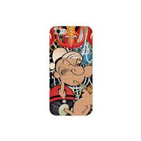 卡通iPhone6s手机壳大力水手新款苹果7plus硅胶软壳8p防摔X保护套