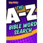 【预订】The A-Z Bible Word Search: Itty-Bitty Activity Book