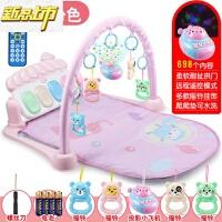 【六一儿童节特惠】 新品婴儿脚踏钢琴健身架器3-6-12个月益智新生儿宝宝玩具0-
