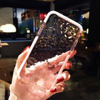 苹果X手机壳新款XsMax高档8plus全包防摔XR潮牌女款7p硅胶软套iPhonex超薄透明6sp i7/8 4.7