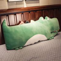 鳄鱼儿童枕头单人女男枕芯家用学生一对可爱一只装低枕宿舍床