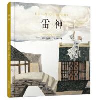 雷神(岑��古典中���L作品系列)
