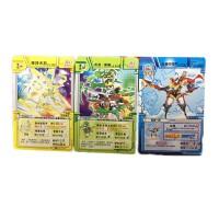 赛尔号 卡片斗转进化精灵决斗闪卡解密对战卡牌游戏纸牌玩具卡通周边 卡牌
