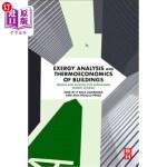 【中商海外直订】Exergy Analysis and Thermoeconomics of Buildings: D