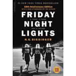 【预订】Friday Night Lights, 25th Anniversary Edition A Town, a