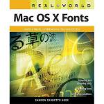 【预订】Real World Mac OS X Fonts: Industrial-Strength Techniqu