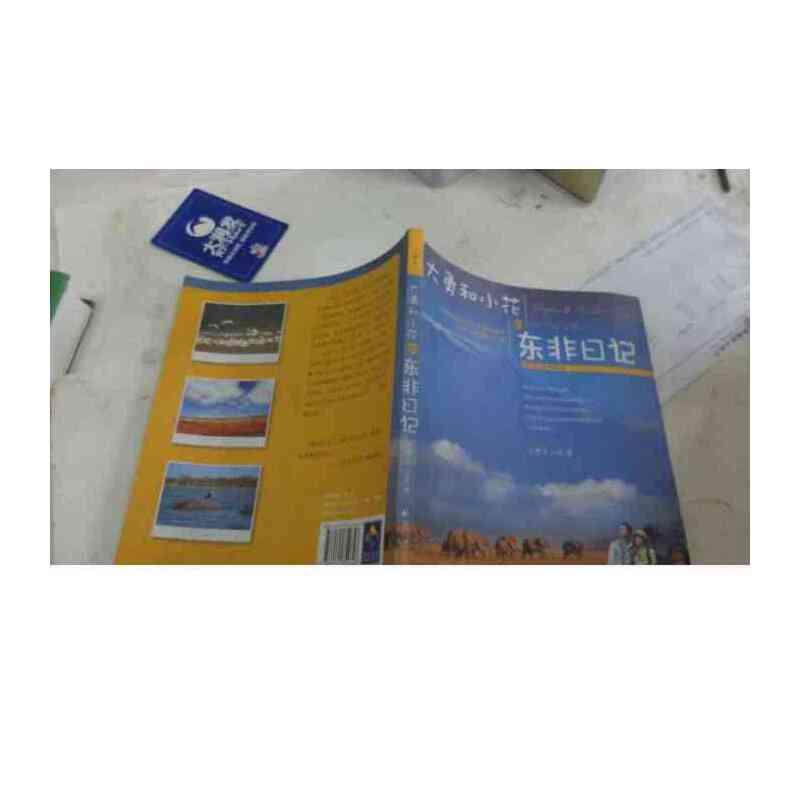 [二手书旧书9成新c]大勇和小花的东非日记 /大勇、小花 著 湖南科技出版社