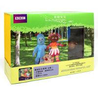 幼儿童花园宝宝系列二启蒙早教高清英语原版动画视频光盘DVD碟片
