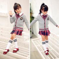 儿童黑皮鞋演出鞋2018新款韩版红色单鞋公主鞋黑色小皮鞋