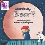 【中商海外直订】Where's My Bear?